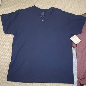3 NEW mens XL t-shirts